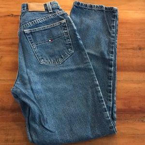 Vintage Tommy Hilfiger high-waisted jeans